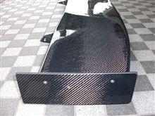 360/F430用GTウイング(レスダウンフォース仕様)
