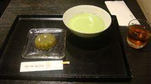 伊勢丹の茶菓子