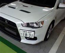 三菱ランサーエボリューションX
