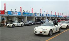 MAZDA SPEED CUP CIRCUIT TRIAL 2008 筑波 SUMMER CUP