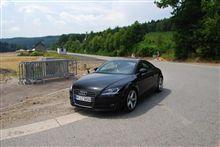 Audi TT Coupeに乗り換え♪