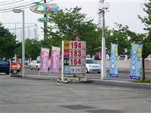 新潟往復ほぼ高速オンリ、エアコン100%の燃費
