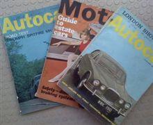 1960年代のAutocarとMotor