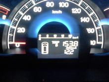 今日の燃費