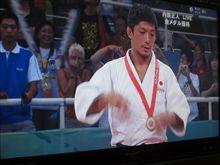 内柴 選手♪金メダル~♪ヽ(´ー`)ノ