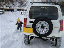 雪の那須岳に挑む!!