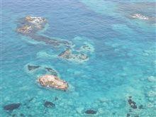 神威岬の海の色