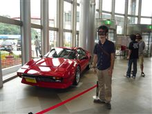 フェラーリとポルシェ見てきました!