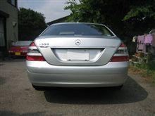 Benz S550 インプレッション-11