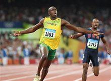 100mで脅威の世界新記録