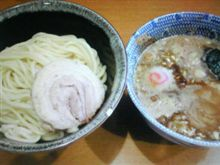 中華蕎麦とみ田のつけ麺