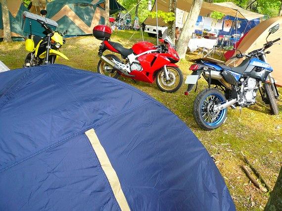 キャンプ行ってきました