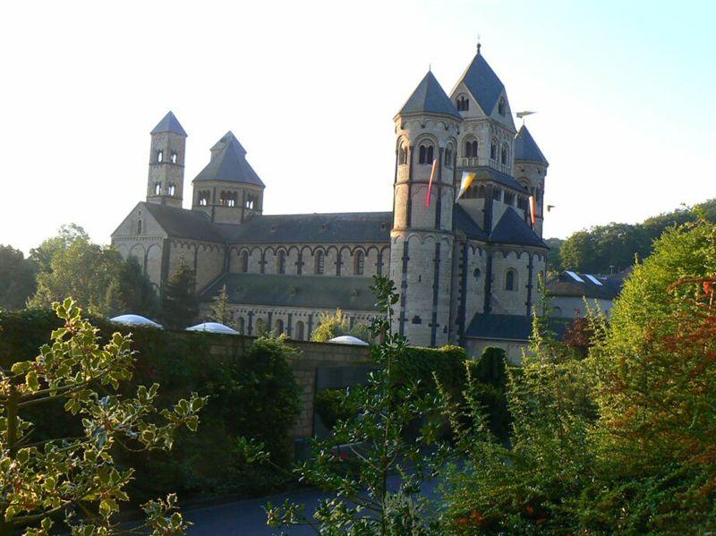 マリアラッハの教会 かなり古い教会らしいです