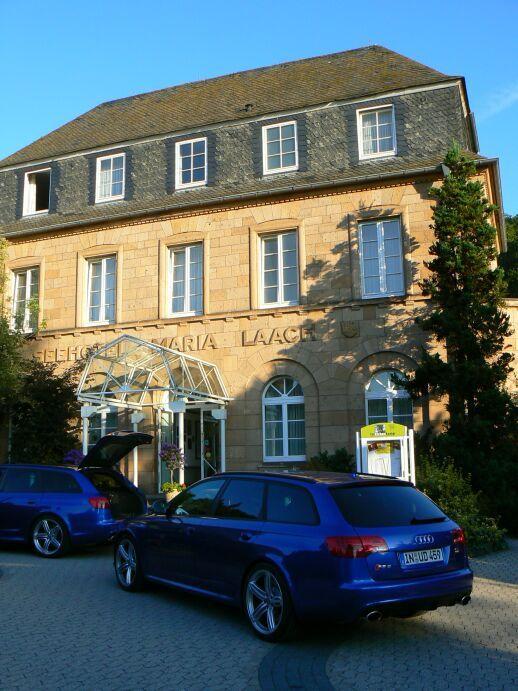 マリアラッハのホテル