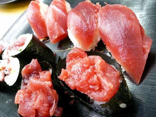 お寿司ぃ!美味しいのぉ!