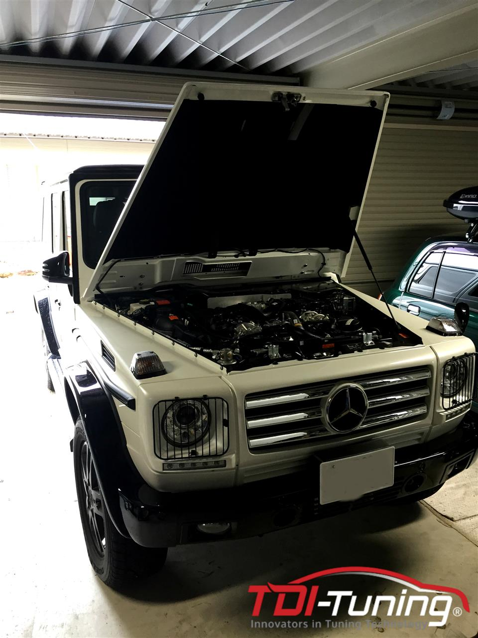 MERCEDES G350 BlueTEC ディーゼルサブコンTDI Tuning TWIN