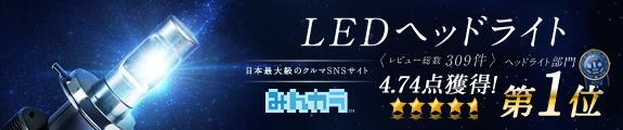 LEDヘッドライトLP