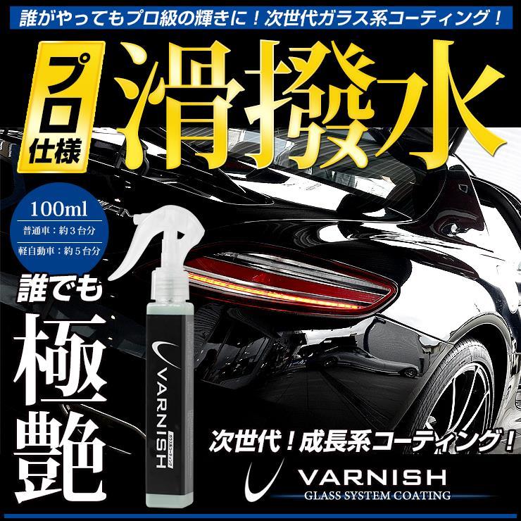 VARNISH ガラス系コーティング剤 100ml