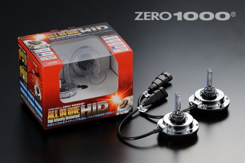 ZERO-1000 ALL IN ONE HID