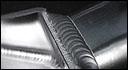 オクヤマのストラットバーはガッチリ溶接