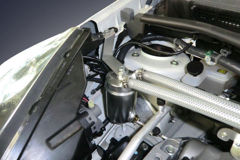 日産 ノート(ZE11)専用 0.6Lオイルキャッチタンク