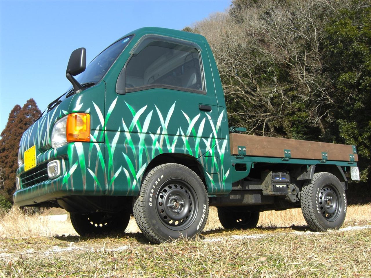 取付例 【サンバー トラック TT】