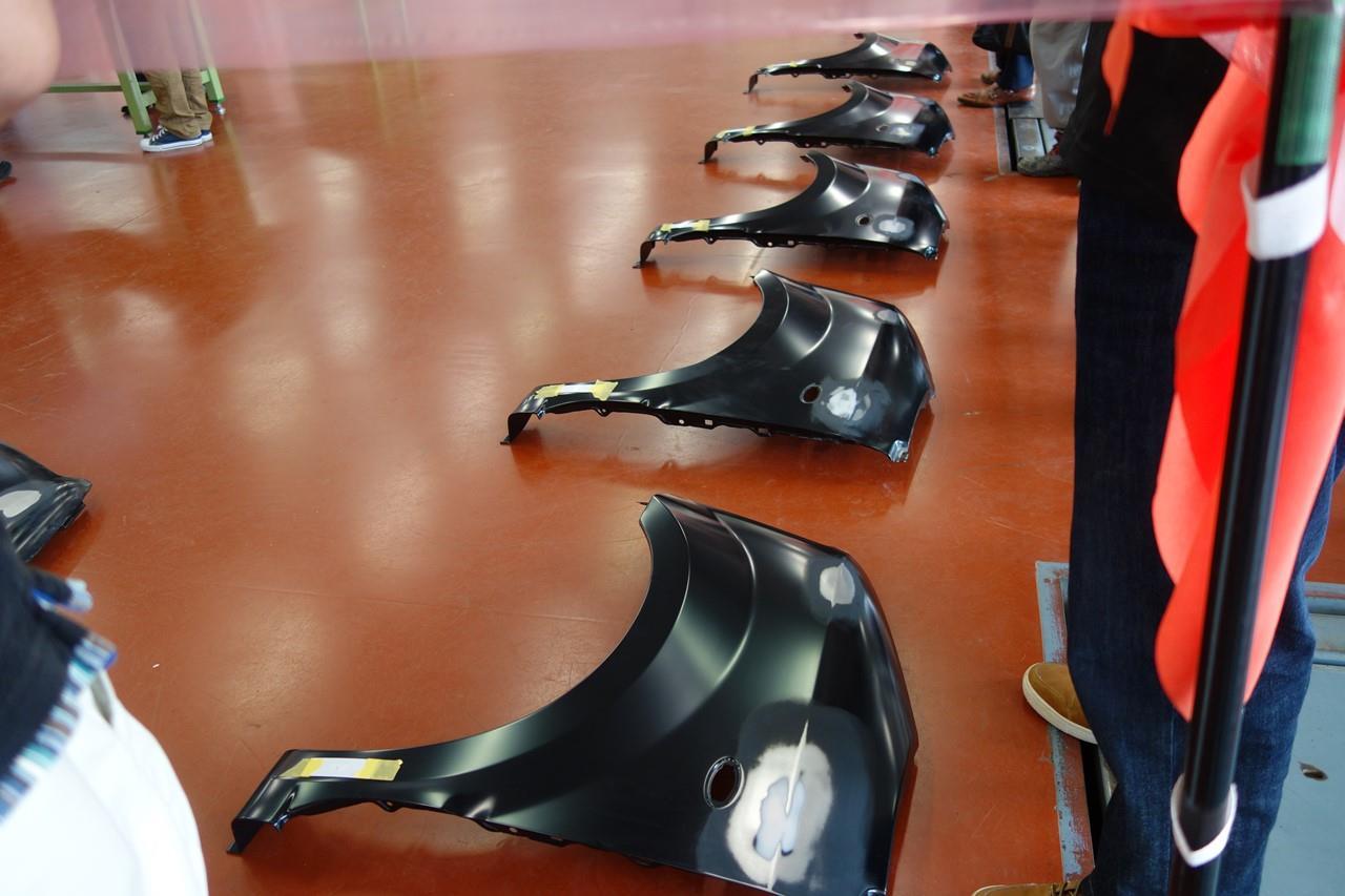 立川市の車の板金塗装修理工場 ガレージローライドの板金塗装全国大会 BPグランプリ挑戦です。