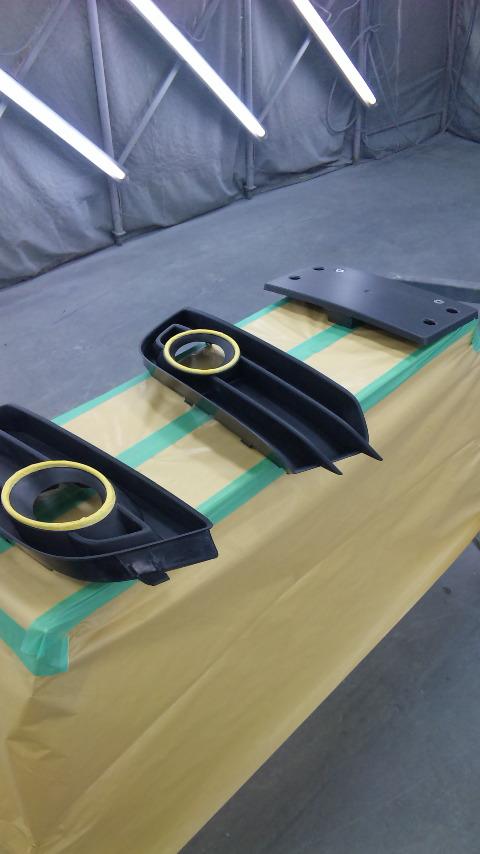 ガレージローライド 車 板金 修理 塗装 東京 アウディ A1