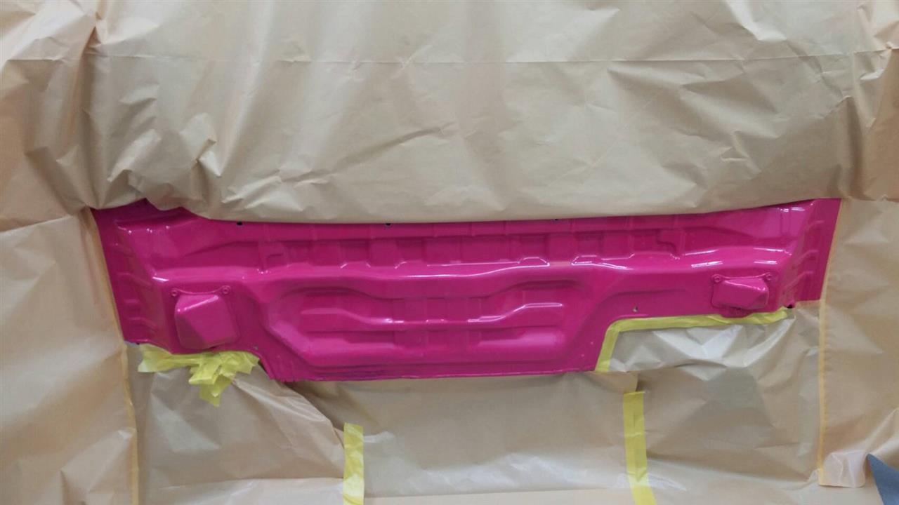 立川市の車の板金塗装修理工場 ガレージローライドのトヨタ アルテッツァのオールペイント オールペン 全塗装 です。