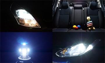 世界中のカーメーカーから技術と品質を評価されるフィリップスのバルブ製品