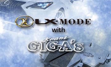LX-MODE×GIGA's