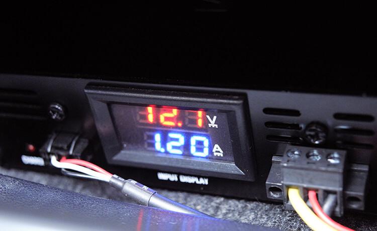 急速充電で最大70時間の駐車監視を実現!