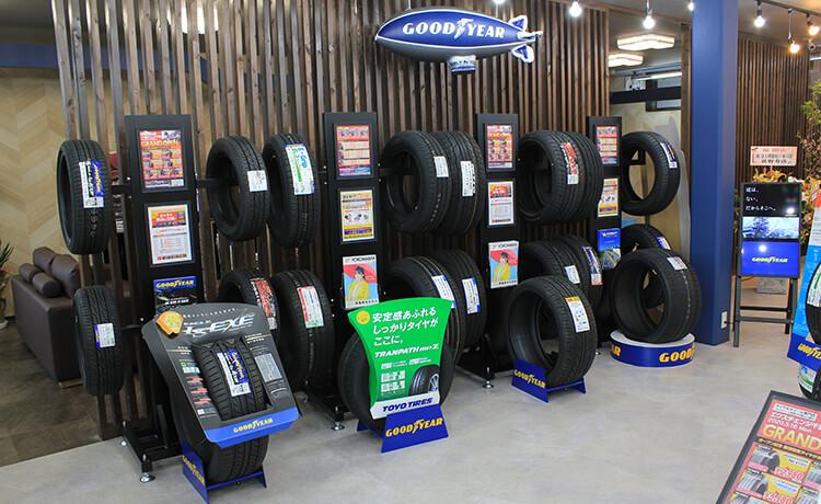 全タイヤメーカー取扱い!しかも特選タイヤが驚きの価格!!