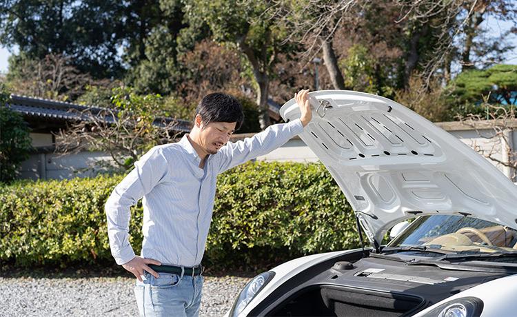 駐車監視はバッテリーの寿命を縮めます