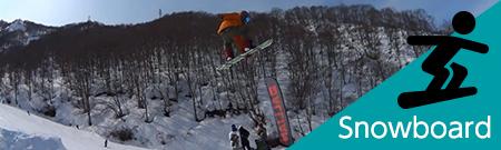 Snowboard'