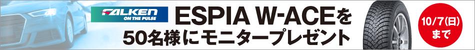 FALKEN ESPIA W-ACE発売