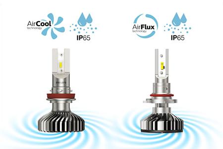AirFluxとAirCool