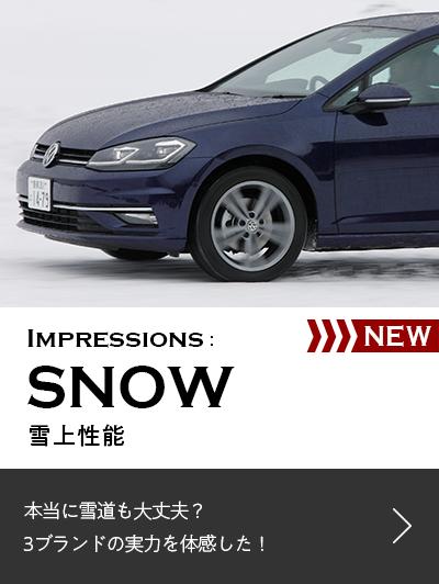 雪上性能 オールシーズンタイヤ特集