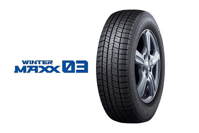 「MAXX 止まる*」 新スタッドレスタイヤとは