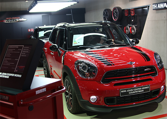 BMW MINI JOHN COOPER WORKS COUNTRYMAN