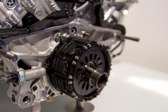 Williams FW27 BMW Engine P84/5 (2005)