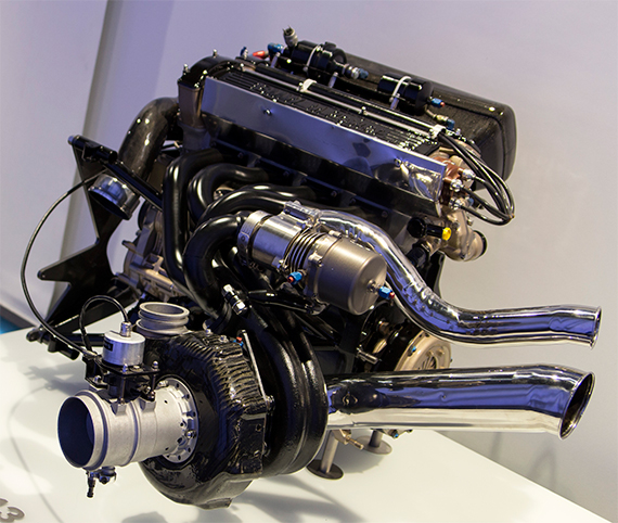 BMW M12/13 F1 Engine (1981)