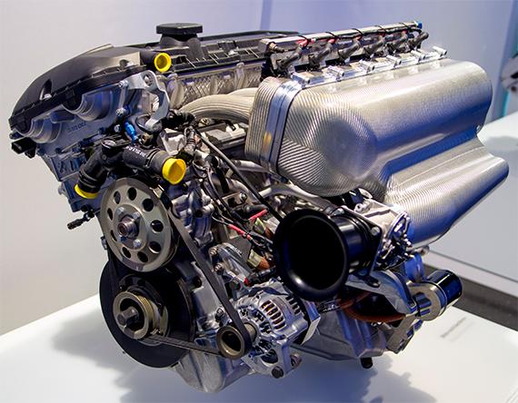 BMW P54 B20 (2003-2005)