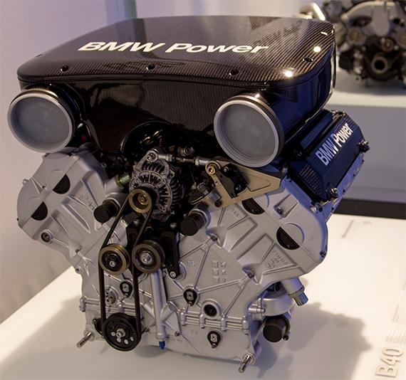 BMW M3 GTR (E46) P60 B40 (2001-2005)