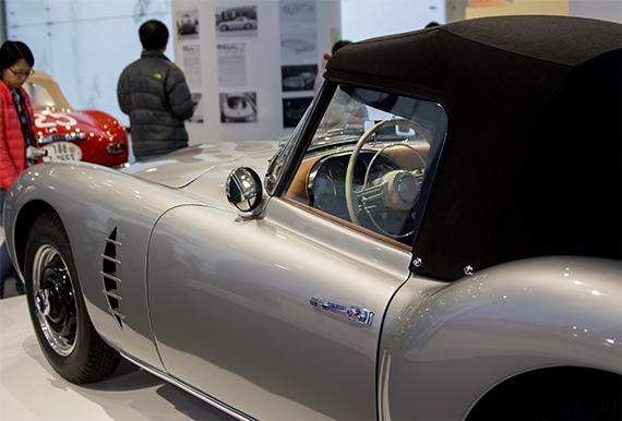 BMW 502 Sportwagen Prototyp Nach Loof (1954)