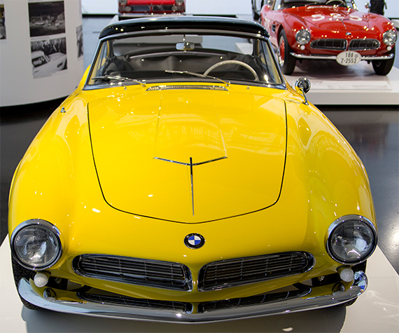 BMW 507(1955)
