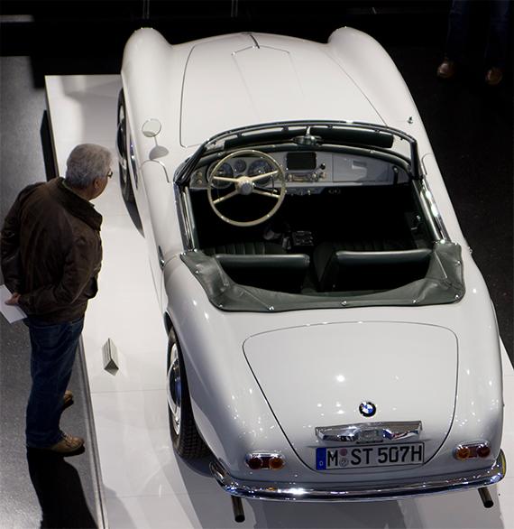BMW 507(1956)