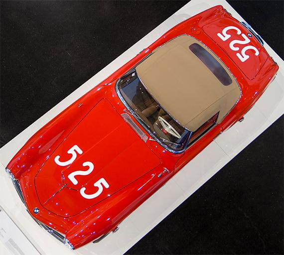 BMW 507(1957 MILLE-MIGLIA)