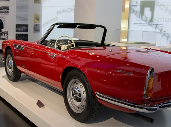 BMW 3200 Michelotti Vignale (1959)