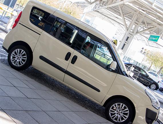 Fiat Doblo Mutijet フィアット・ドブロ・マルチジェット